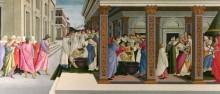 Battesimo Ed Elezione A Vescovo Di San Zanobi