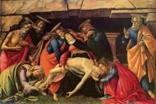 Compianto Sul Cristo Morto Con I Santi Girolamo, Paolo e Pietro