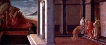 Comunione E Assunzione Della Maddalena
