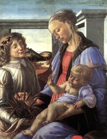 Madonna Dell'Eucarestia