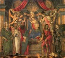 Pala Di San Barnaba