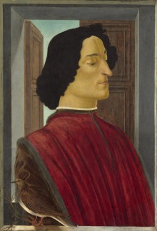 Ritratto Di Giuliano De' Medici