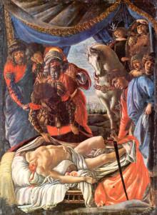 Scoperta Del Cadavere Di Oloferne