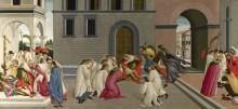 Tre Miracoli Di San Zanobi