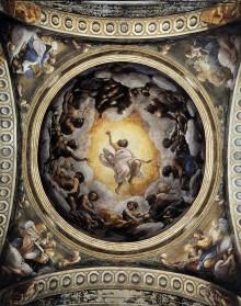 Cupola di San Giovanni a Parma