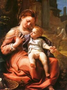 Madonna Della Cesta