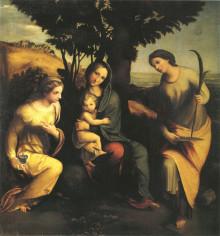 Madonna Di Albinea