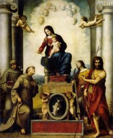 Madonna Di San Francesco
