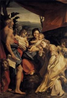 Madonna Di San Girolamo