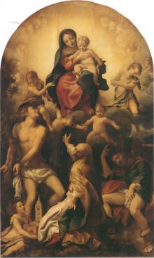 Madonna Di San Sebastiano