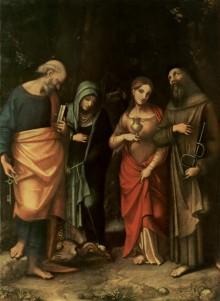 Quattro Santi