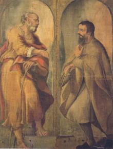 San Giuseppe E Un Devoto