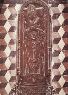 Lastra Tombale Di Giovanni Pecci
