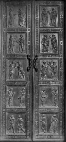 Porta Dei Martiri