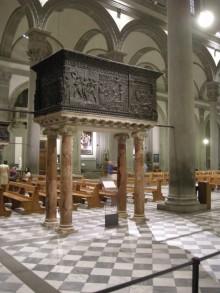 Pulpito Della Passione