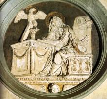 Tondo Di San Giovanni Evangelista