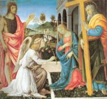 Annunciazione E Santi