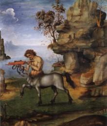 Centauro Ferito