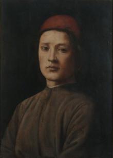 Ritratto Di Giovane Col Berretto Rosso