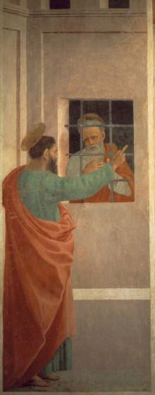 San Pietro In Carcere Visitato Da San Paolo