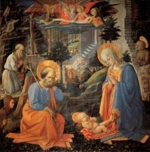Adorazione Del Bambino Di Annalena