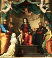 Matrimonio Mistico Di Santa Caterina Da Siena