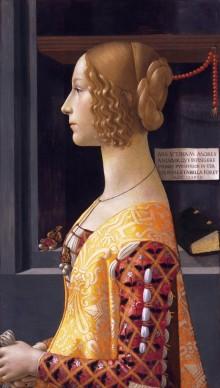 Ritratto Di Giovanna Tornabuoni