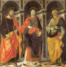 Santo Stefano Tra I Santi Jacopo E Pietro