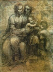 Cartone Di Sant'Anna