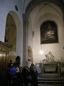 Sagrestia Di Santa Trinita