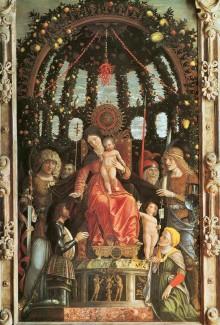 Madonna Della Vittoria