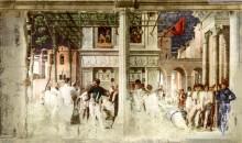 Martirio E Trasporto Del Corpo Decapitato Di San Cristoforo