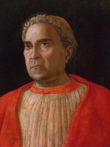 Ritratto Del Cardinale Ludovico Trevisan