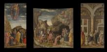Trittico Degli Uffizi