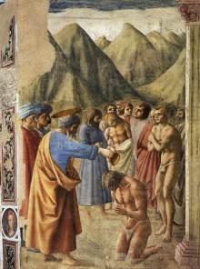 Battesimo Dei Neofiti