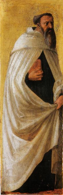 Santo Carmelitano Barbuto