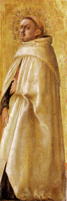 Santo Carmelitano Imberbe