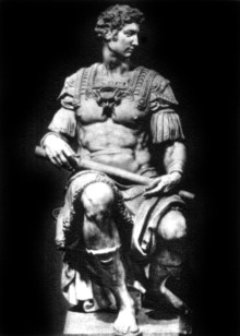 Ritratto Di Giuliano De' Medici Duca Di Nemours