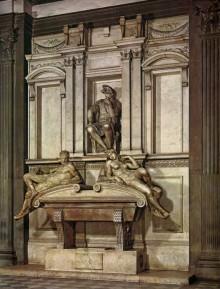 Tomba Di Lorenzo De' Medici Duca Di Urbino