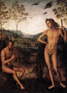 Apollo E Dafni