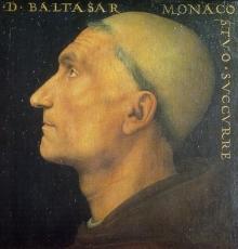 Ritratto Del Monaco Baldassarre