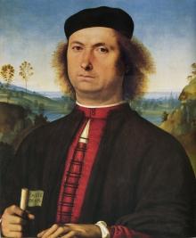 Ritratto Di Francesco Delle Opere
