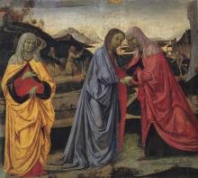 Visitazione Con Sant'Anna