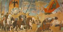 Vittoria Di Costantino Su Massenzio