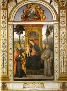 Cappella Basso Della Rovere