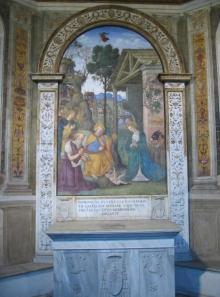 Cappella Del Presepio