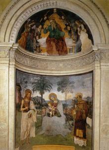 Cappella Del Vescovo Eroli