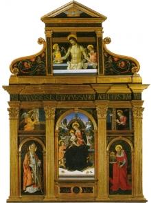 Pala Di Santa Maria Dei Fossi
