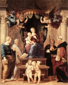 Madonna Del Baldacchino