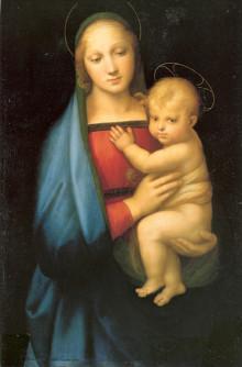 Madonna Del Granduca